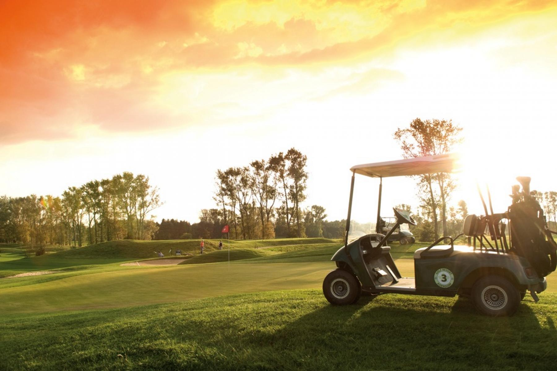 Best Western Castanea Resort Sport Golf